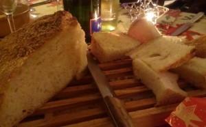 pane di grano duro biologico