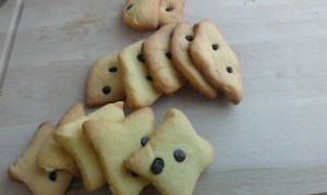 Biscotti di frolla senza glutine