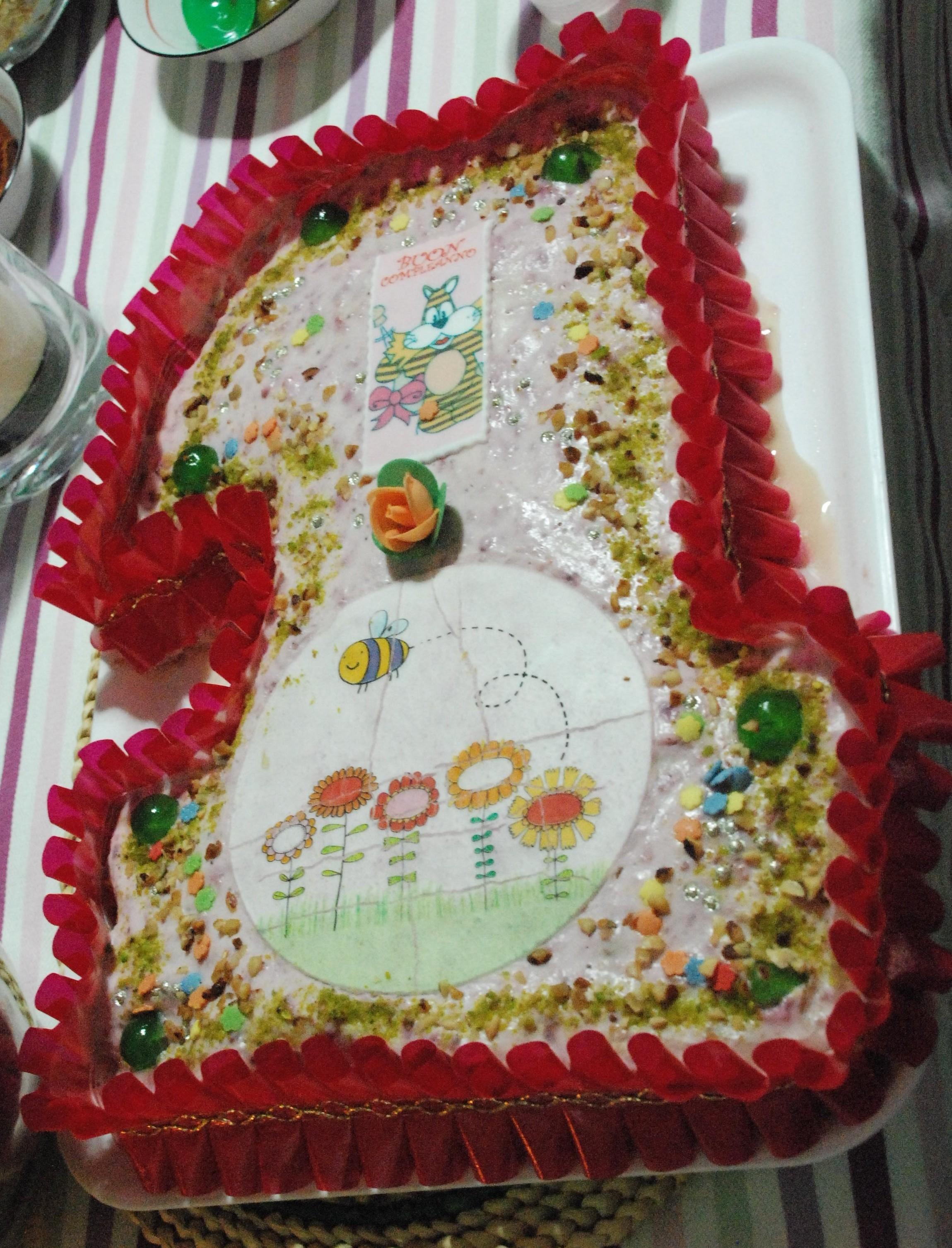"""Torta """"Giulietta"""""""