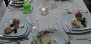 bicchierini polenta
