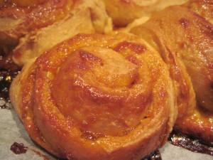 Torta delle rose con lievito madre