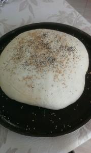 impasto pane di grano duro biologico