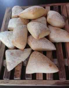 Tozzetti di pane senza glutine